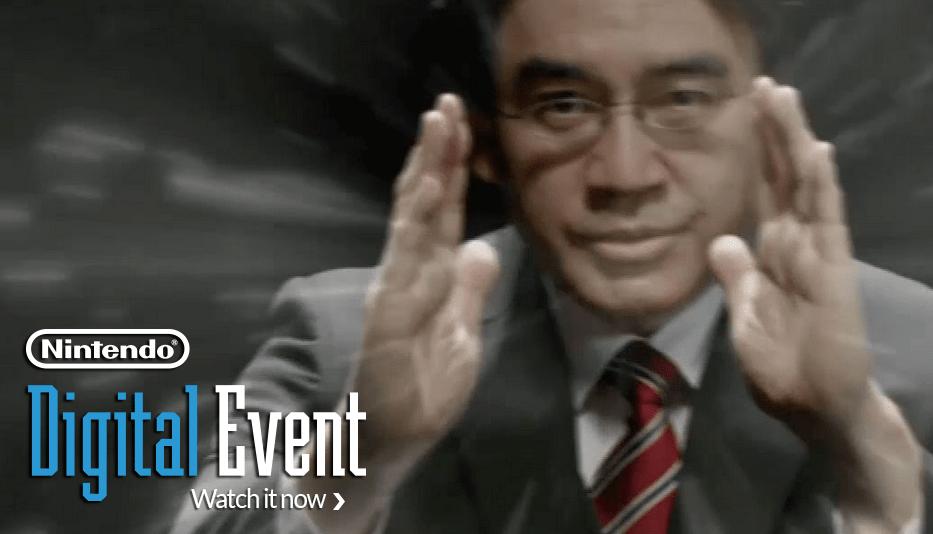 nintendo e3 2014 event E3 2014 | Todos os jogos apresentados pela Nintendo, em trailers oficiais