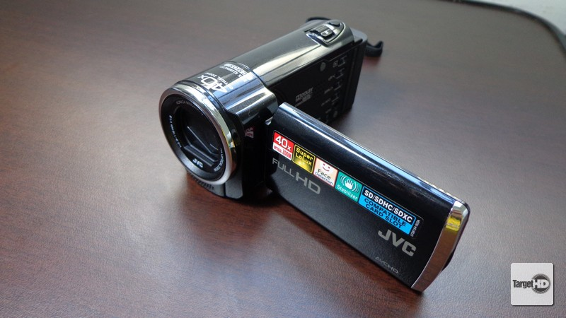 DSC01462 Review | Filmadora JVC Everio GZ E10