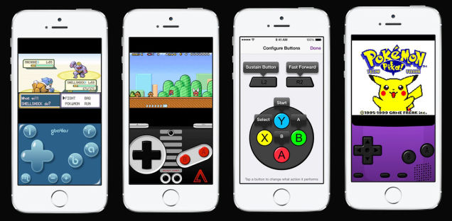 emulador iphone gameboy gratis Jogue como no Game Boy com este emulador grátis para iPhone e iPad