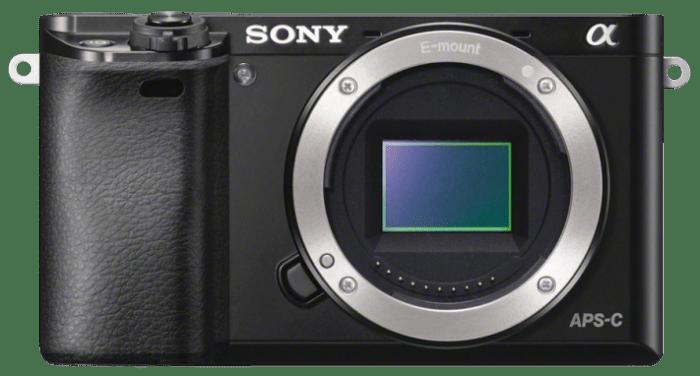 sony alpha 6000 Sony lança no Brasil as novas câmeras profissionais compactas ILCE 6000L e ILCE 7K