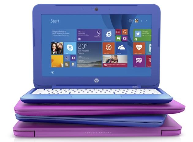 11 and 13 inch HP Stream Estes são os notebooks Windows da HP de US$ 199, e novos tablets