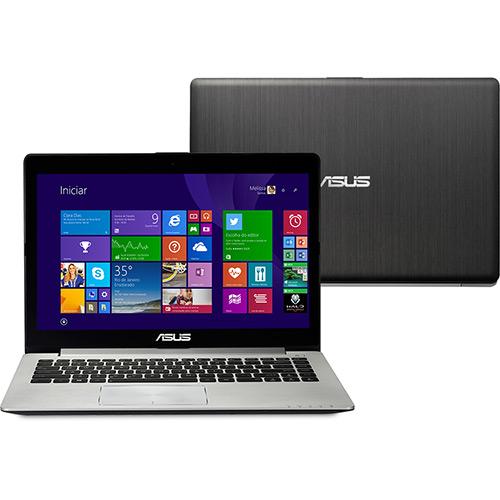120200761 1GG Dicas de Compras | Notebook Asus Vivobook S400CA com Intel Core i5 4GB Touchscreen