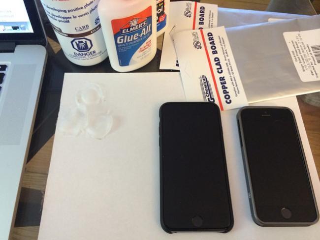 650 1000 touchid Marc Rogers burlou o sensor TouchID do iPhone 6, que é mais seguro que o do iPhone 5s