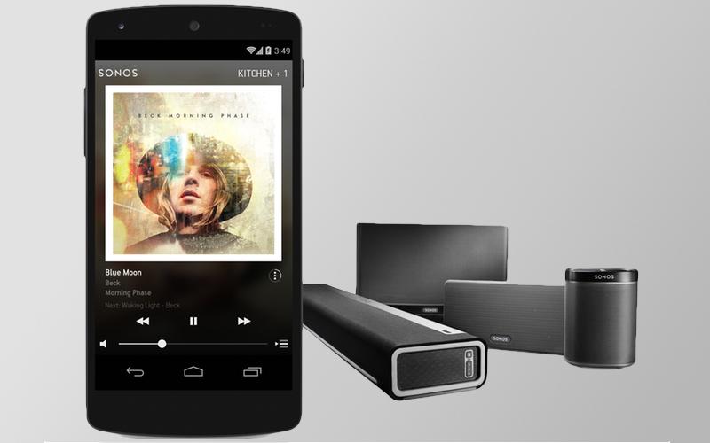 Sonos Deezer Deezer Elite: streaming de músicas com alta definição