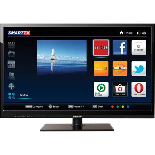 118703019 1GG1 Dicas de Compras | Smart TV Semp Toshiba Full HD 40 LE4057i, por R$ 1.186