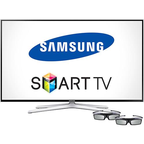 119946258 1GG Dicas de Compras | Smart TV 3D LED 40 Samsung UN40H6400 Full HD, por R$ 1.804