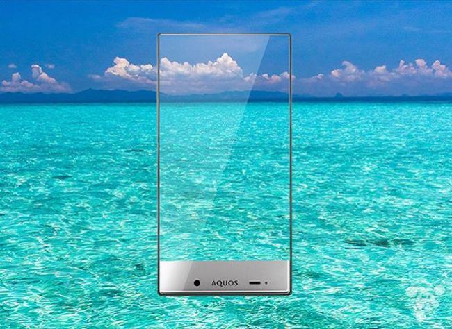 650 1000 sharp4k Sharp pode ter nas mãos uma tela 4K para smartphones