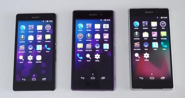 650 1000 sonyaosp 1 Modelos Xperia Z1, Z2 e M2 da Sony recebem ROMs AOSP