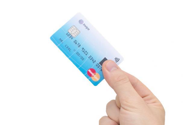 650 1000 zwipe 1 Mastercard insere um sensor de digitais em um cartão de crédito