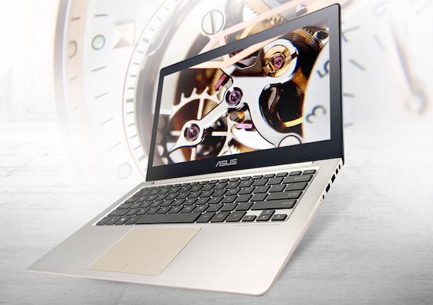 ASUSZenBookUX303 ASUS Zenbook UX303, um ultrabook com tela QHD+