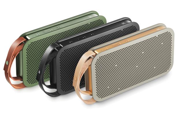 BO Wrap Up Bang & Olufsen apresenta o seu alto falante portátil BeoPlay A2