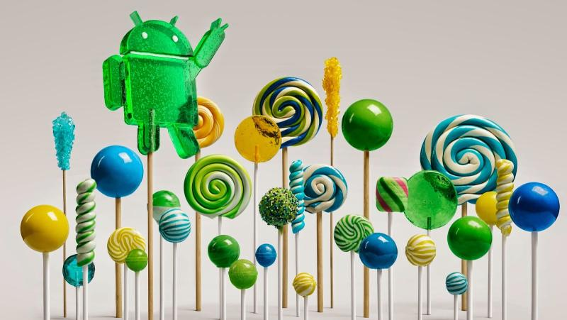Lollipop Forest O que o novo Android 5.0 Lollipop pode nos oferecer?