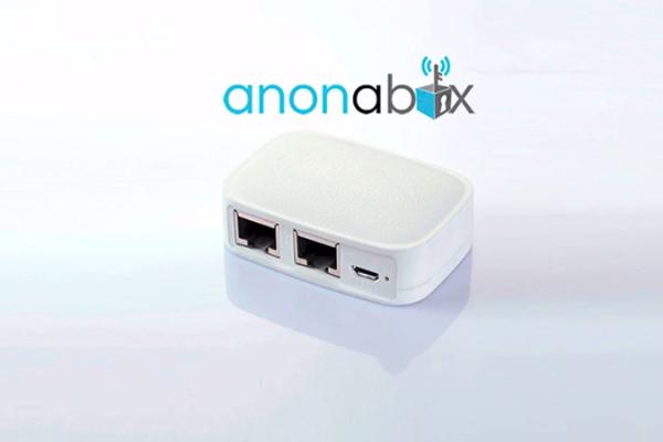 Privacidad online anonabox Anonabox quer garantir a sua privacidade online com um pequeno roteador