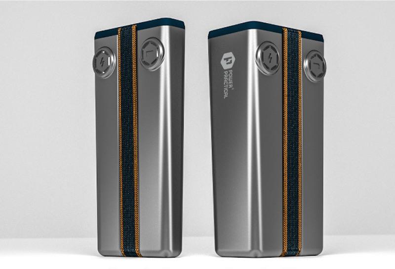 Pronto Pronto, um carregador de bateria que carrega seu smartphone em até 5 minutos