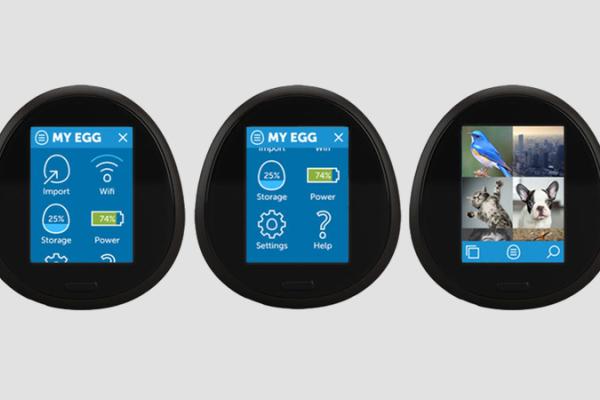The egg The Egg, um servidor web pessoal e portátil