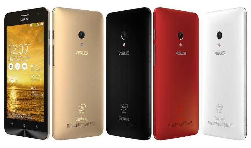 ZenFone5 Family gold ASUS vende mais de 10 mil Zenfones em menos de 24 horas no Brasil