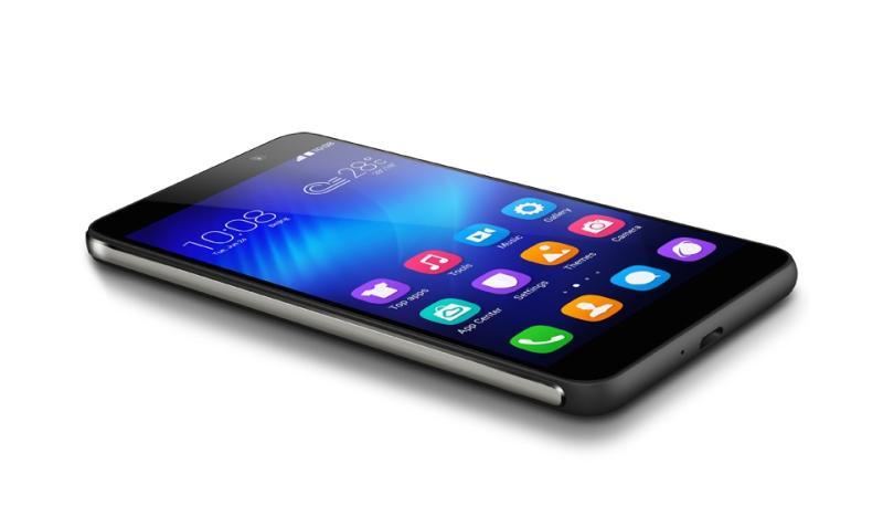 huaweihonor6 Huawei Honor 6 chega para desafiar o OnePlus One