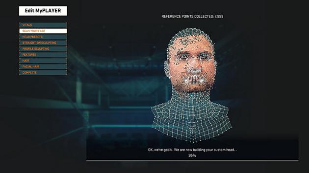 nba2k15 O desastroso software criador de faces de NBA 2K15