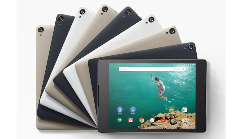 nexus 9 htc Google Nexus 9 (da HTC) é o primeiro tablet com Android 5.0 Lollipop