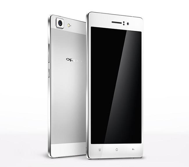 oppo r5 01 Oppo R5, o novo smartphone mais fino do mundo, com apenas 4.85 mm de espessura