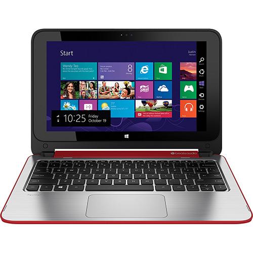 119536646 2GG Dicas de Compras | Notebook 2 em 1 HP Pavilion x360 11 n022br, por R$ 1.299