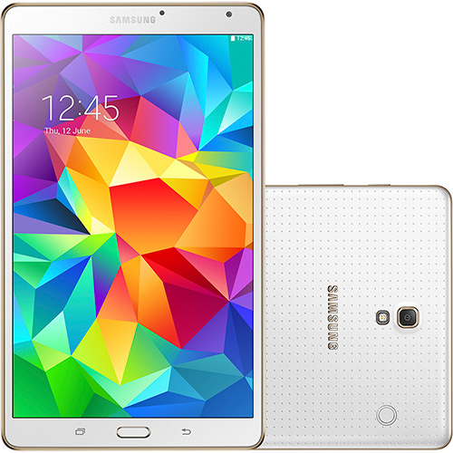 119919014 1GG Black Friday 2014 | Tablet Samsung Galaxy Tab S T700N 16GB Wi fi, por R$ 999