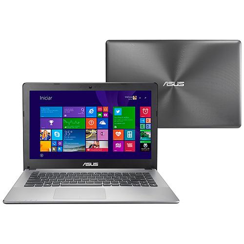 120201165 1GG Dicas de Compras | Notebook Asus com Intel Core i5 4GB 500GB Tela LED 14 Windows 8.1 Preto