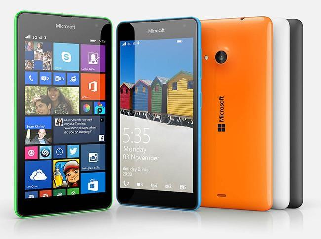 650 1000 650 1000 lumia 535 hero1 jpg 1 Microsoft: 50 milhões de dispositivos Lumia, 320 mil aplicativos