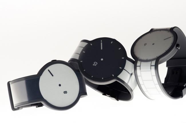 650 1000 650 1000 takt Sony planeja um relógio onde a tinta eletrônica é o protagonista