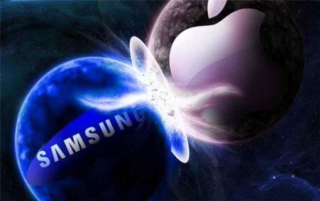 650 1000 apple samsung pelea2 Apple já é mais popular que a Samsung na China (mas por pouco)