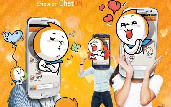 650 1000 chaton1 ChatON pode ser a próxima vítima na reestruturação da Samsung