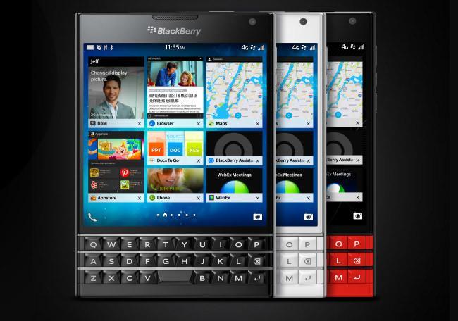 650 1000 passport Você trocaria o seu iPhone 6 se a BlackBerry te oferecesse US$ 550 para comprar um Passport?