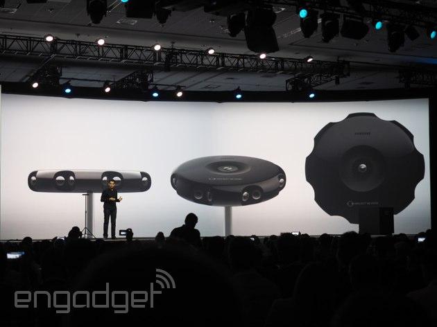P1010896 Samsung Project Beyond: uma câmera 3D de 360 graus