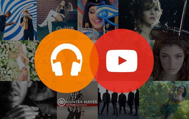 YouTubeMusicKeybeta GooglePlayMusic YouTube Music Key, o novo serviço de assinatura musical do Google