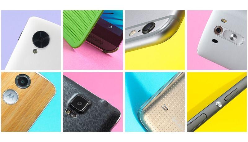 smartphones colores Dicas de Compras | Especial: smartphones top de linha à venda no Brasil