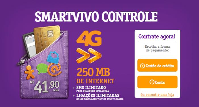 vivo 4g vivotudo Vivo internet pré e controle passam a contar com velocidades 4G