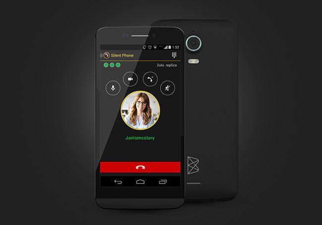 650 1000 blackphone silent phone dual Blackphone quer ser o seu novo smartphone pessoal e profissional (deixando tudo separado)