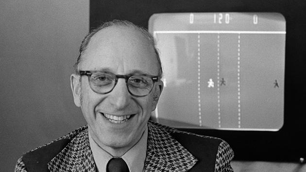 ralph baer ap photo Faleceu aos 92 anos Ralph Baer, o pai dos videogames