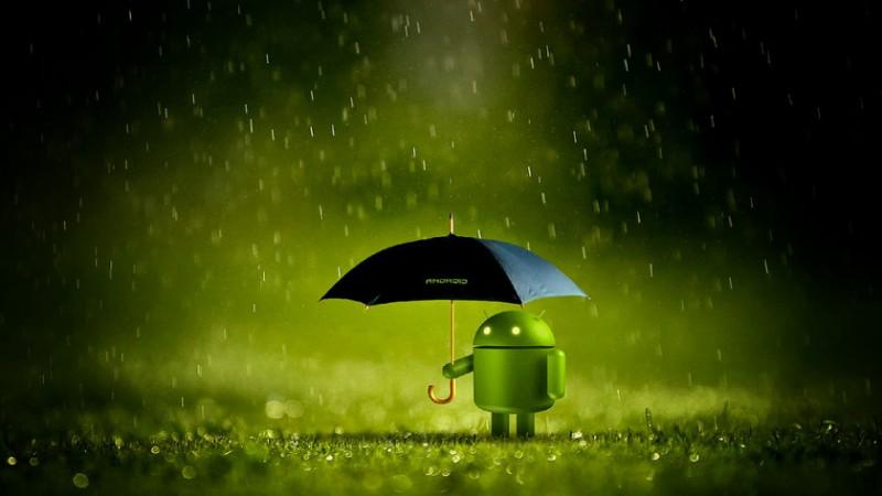 android-proteção-umbrella
