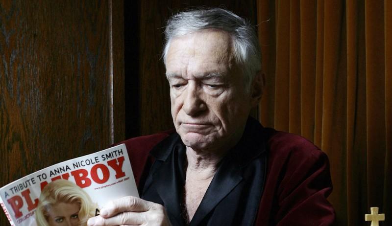 Hugh Hefner, a mente por trás da revista Playboy