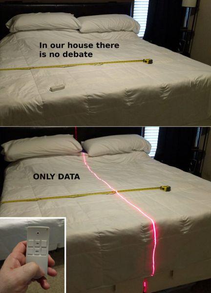 bed-laser