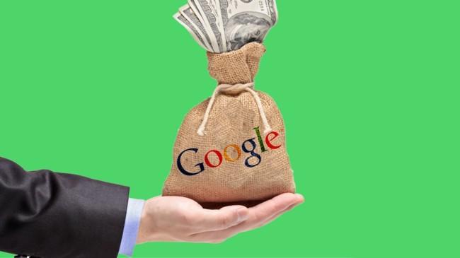google-e-dinheiro