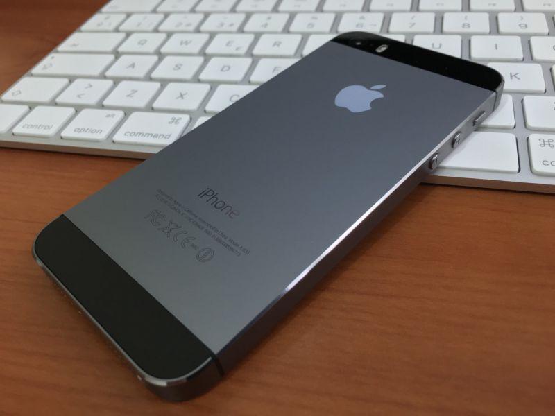 iphone 5s-SE