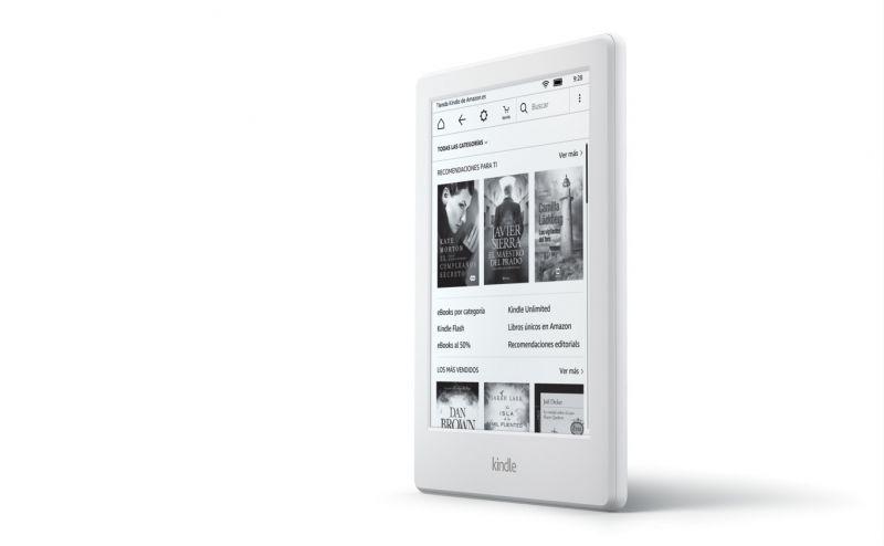 Amazon Kindle 2016-03