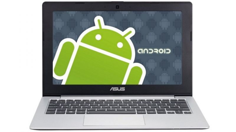 Android-M-em notebook