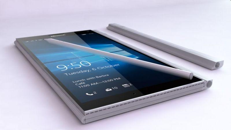 Microsoft Surface Phone Teaser