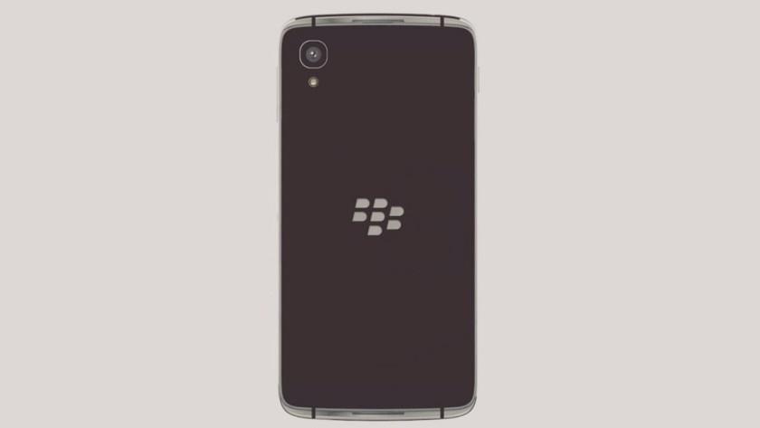 BlackBerry Smartphone Android Teaser