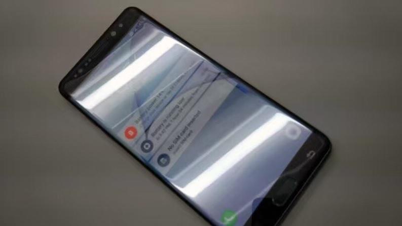 Galaxy Note 7 protótipo