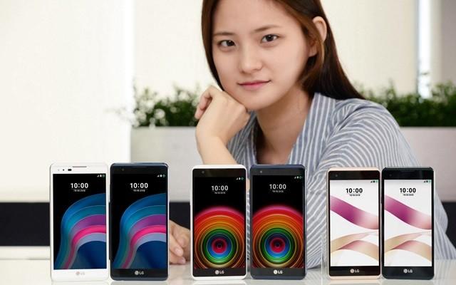 LG X5 y LG X Skin