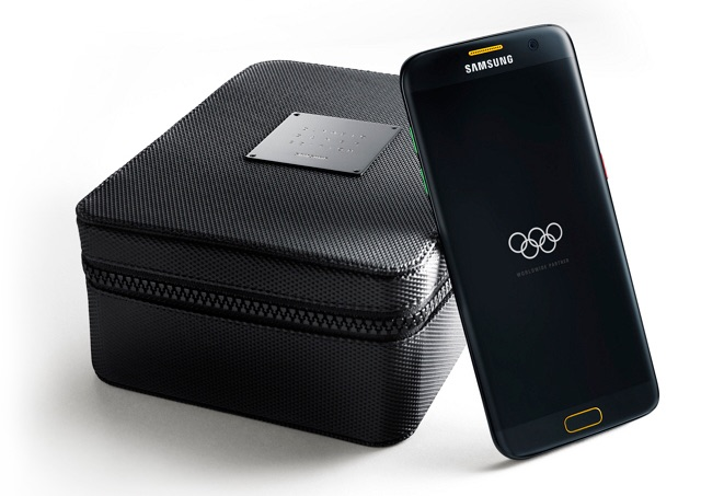 Samsung Galaxy S7 Edge Olympic Games Edition 02